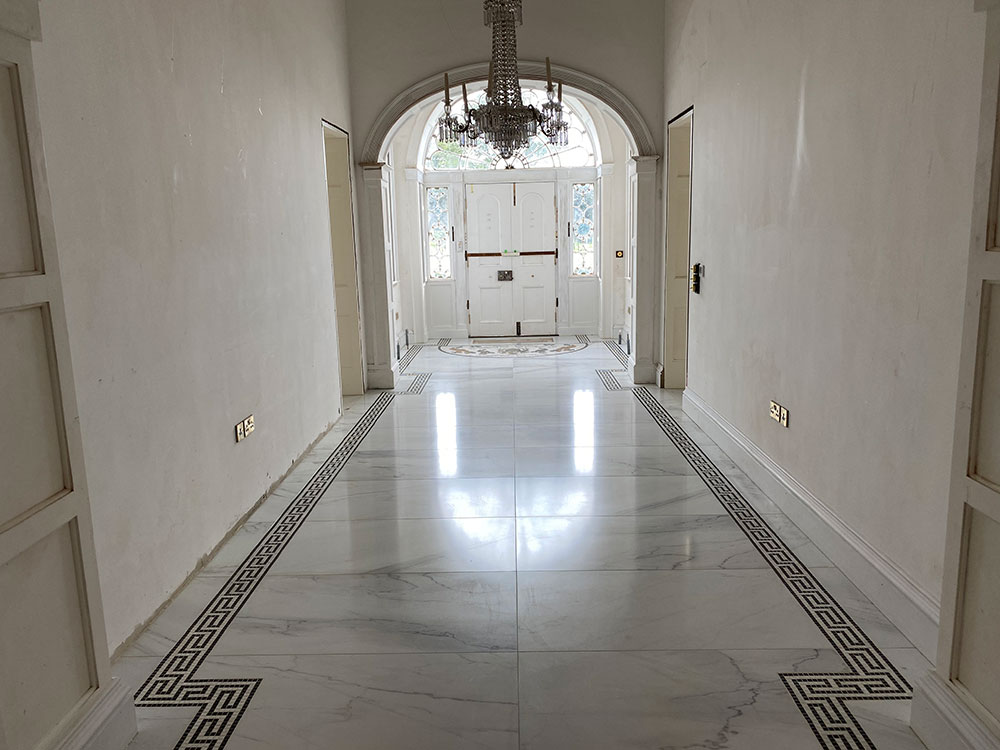 COLORADO MARBLE FLOOR & STAIRCASE 4