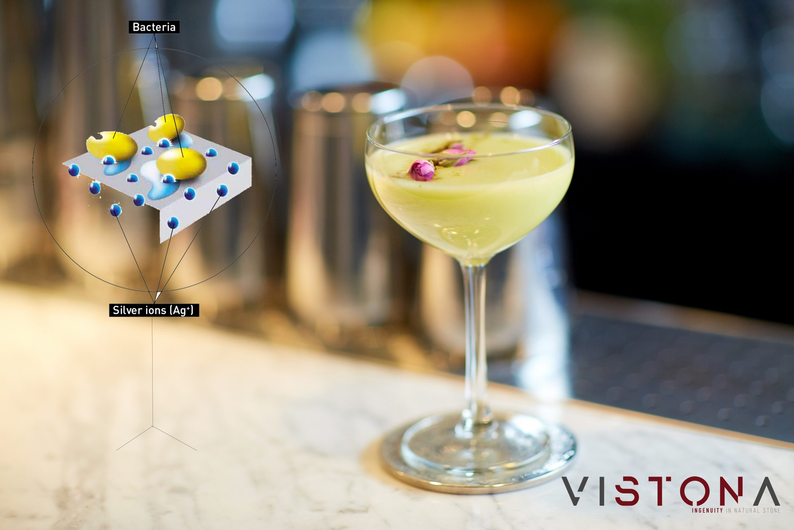 Liquid Resing Antimicrobial Vistona